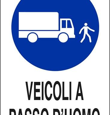 VEICOLI A PASSO D'UOMO