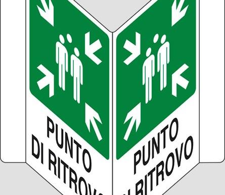 """PUNTO DI RITROVO a """"V"""""""