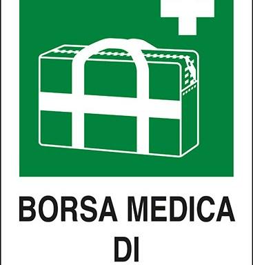 BORSA MEDICA DI EMERGENZA