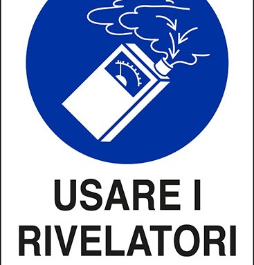 USARE I RIVELATORI DI GAS