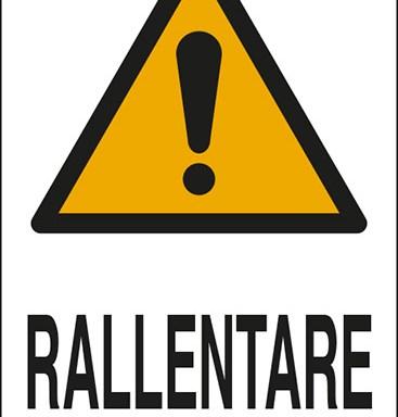 RALLENTARE