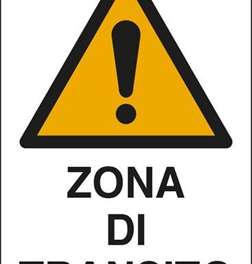 ZONA DI TRANSITO