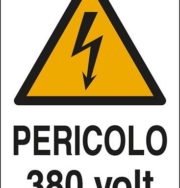 PERICOLO 380 volt