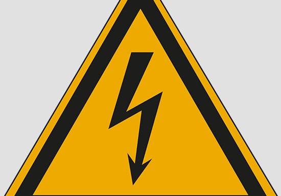(warning: electricity)