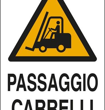 PASSAGGIO CARRELLI
