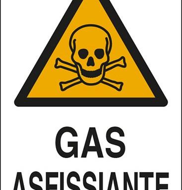GAS ASFISSIANTE