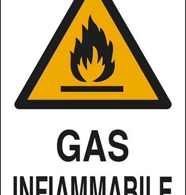 GAS INFIAMMABILE