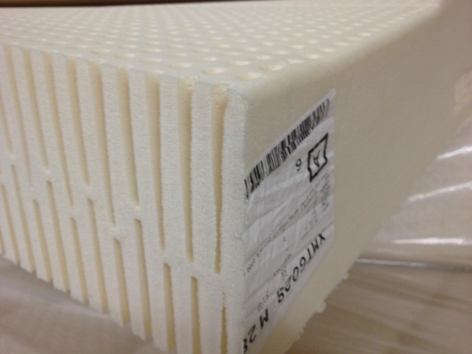Our Standard Latex Mattress Is A Solid Core Of 6 100 Pure Talalay Available In Soft Regular Firm