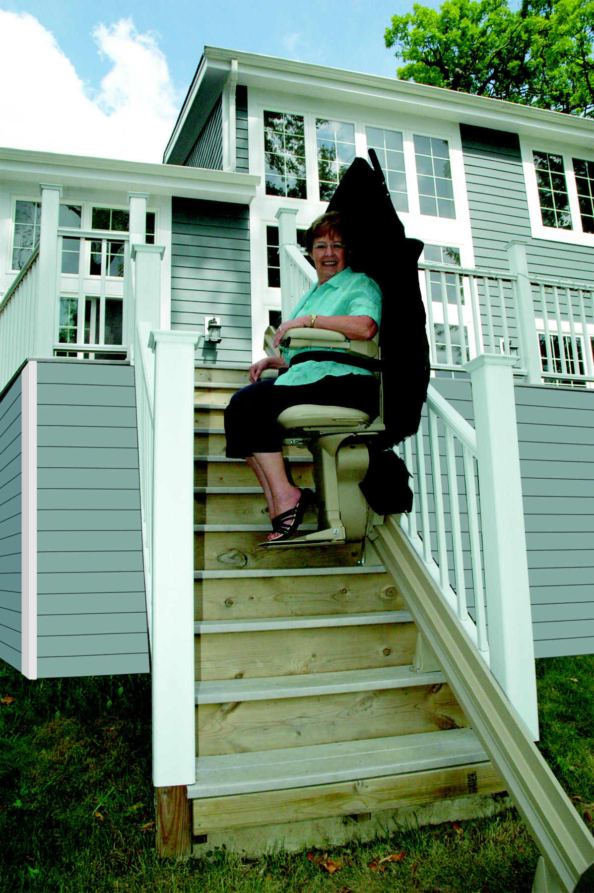 stair chair lifts for seniors covers lifetime folding chairs bruno elite brochure and video stairlifts store
