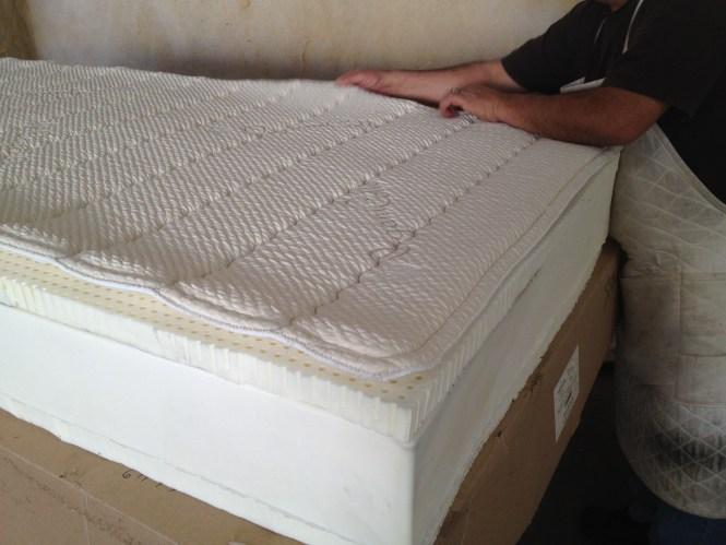 Organic Bed Natural Beds Latex Mattresses Mattress