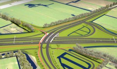 Rijkswaterstaat selecteert 3 aannemers realisatie A16