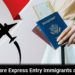 Express Entry Immigrants Coming From