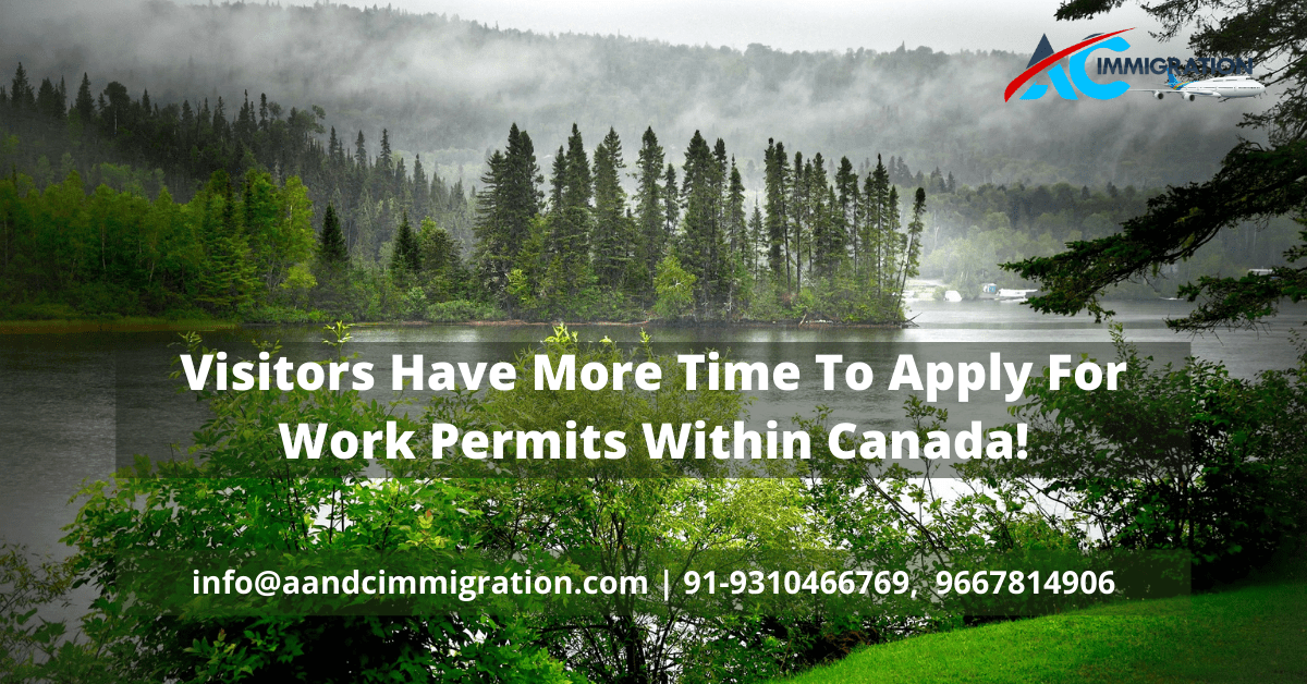 Apply Work Permits Withi Canada