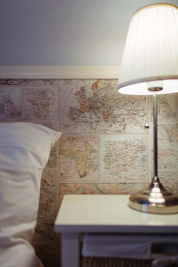 Detailfoto slaapkamer 2