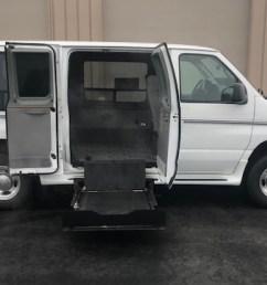2007 ford econoline cargo conversion  [ 1920 x 1080 Pixel ]