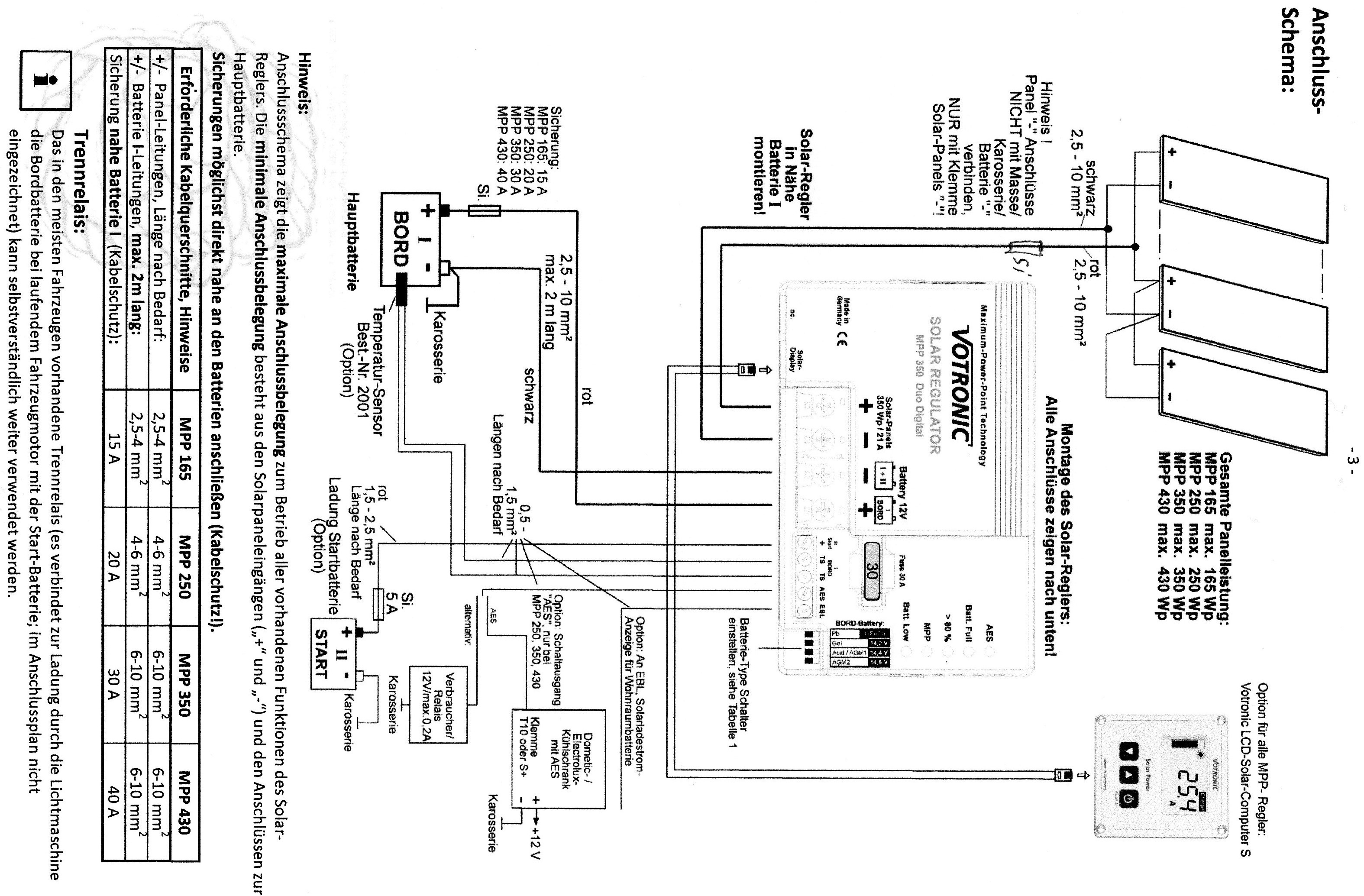 99 Caravan Voltage Regulator