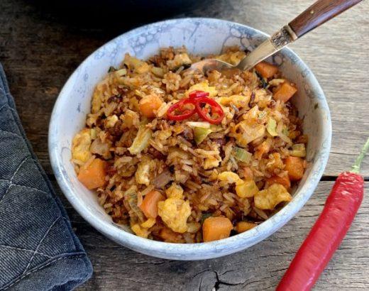 Indo nasi goreng