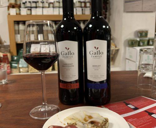 Rode wijnen Gallo Family