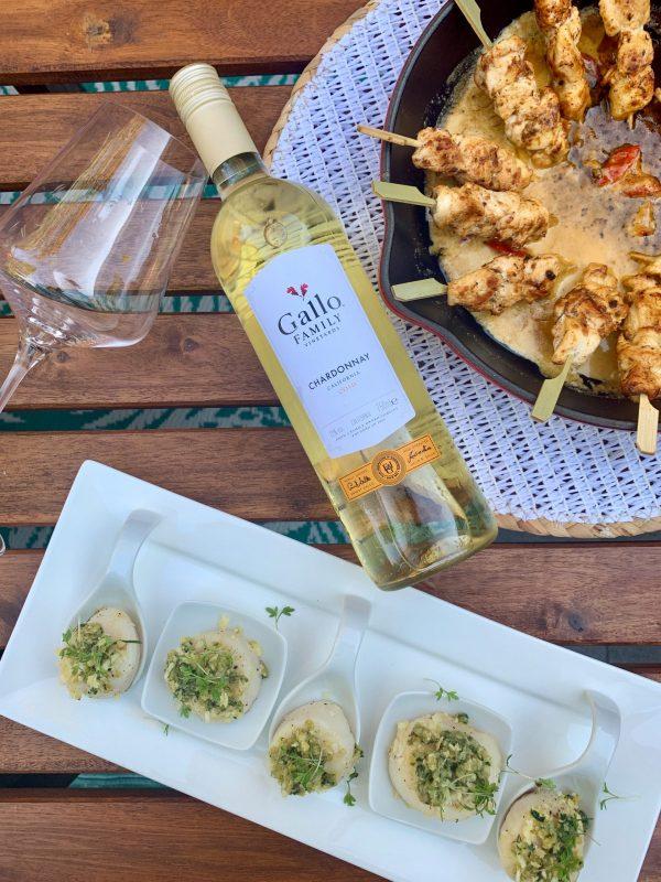 Ideale wijn-spijscombinaties voor de zomer