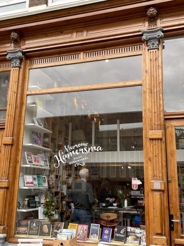 Kookboekenwinkel mevrouw Hamersma