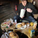 Ontbijt nachtje weg in nederland
