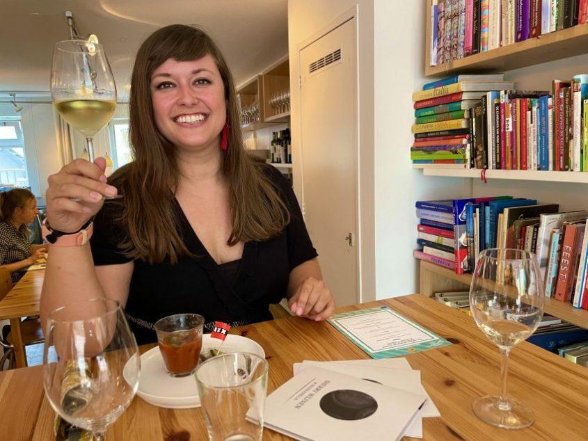 Sherry wijn-spijs tips