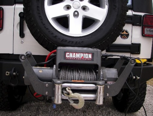 Image result for why use a jeep winch