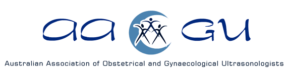 AAOGU - Australian Association of Obstetrical and Gynaecological Ultrasonologists Logo