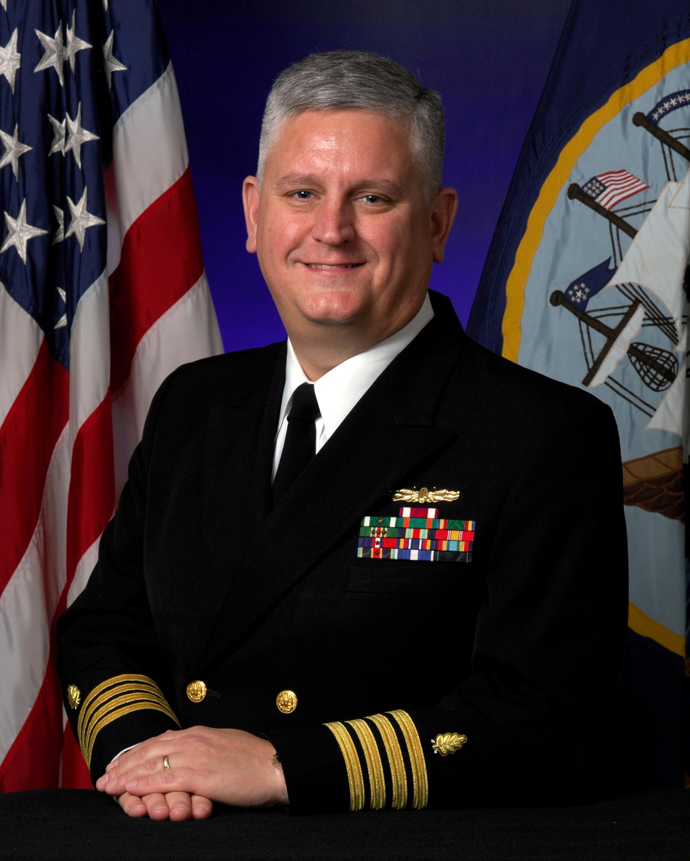 Dean Of The Naval Postgraduate Dental School