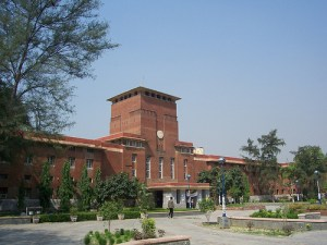 Labourer's son, porter's daughter from slums bag seats in DU