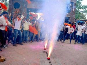 ABVP Sweeps Delhi University Students Union Polls