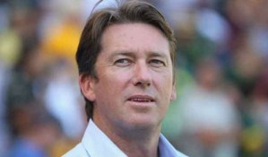 Aussies going to whitewash the Indian team-Mcgrath