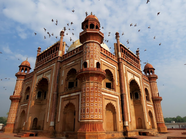 Safdarjung Tomb, New Delh, India