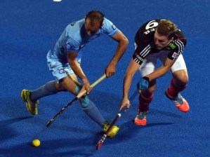 Champions Trophy : Fighting India go down to Germany