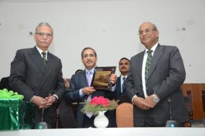 Saudi Ambassador to India visits AMU
