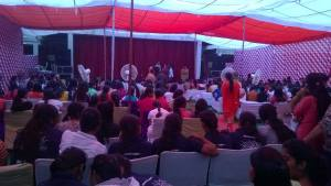 Laxmibai College organizes its annual function