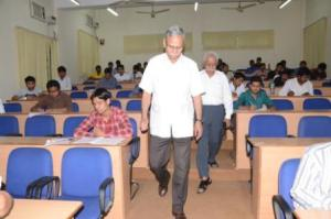 About 50 thousand candidates appear in AMU's MBBS/BDS entrance test