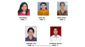 UPSC Civil Services result declared; women bag top 4 ranks