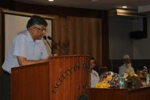 Jamia Electronics Alumni Association organized their 2nd alumni meet