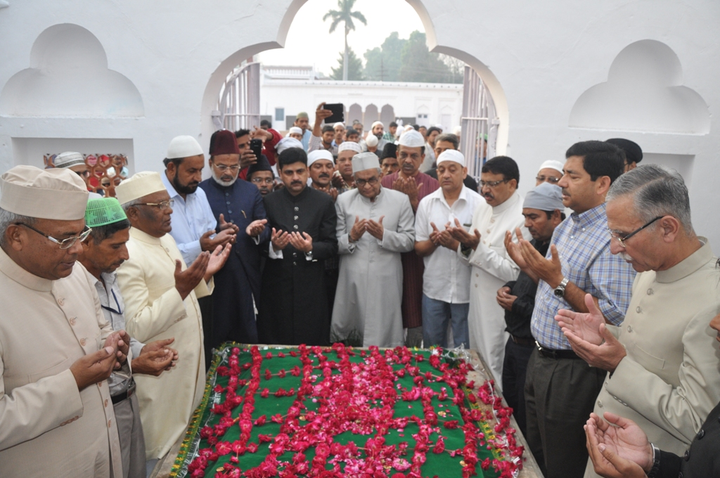 Sir Syed Day celebrated in AMU