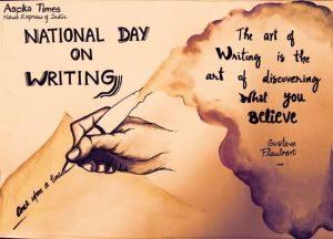 The National Day On Writing