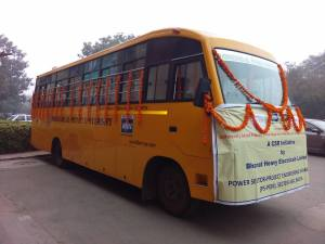 Making the journey easier: Jawaharlal Nehru University kick- starts a disabled friendly bus