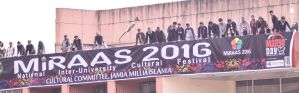 "Jamia all set to organize 3-day Inter-University Cultural Festival ""MIRAAS"""
