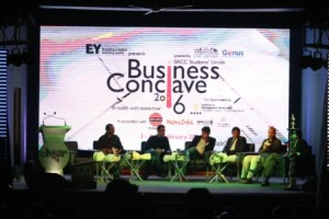 Speech highlights Day 1: SRCC Business Conclave 2016