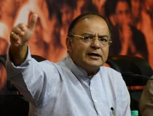 JNU, HCU were ultra-Left movements with a small section of jihadis said Arun Jaitley