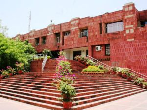 No short dresses, no meat, say posters in ABVP's name on JNU campus