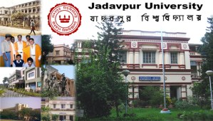 May I help you? ; Jadavpur University Students helping in admission process