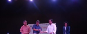 Two alumni felicitated by Jamia Millia Islamia