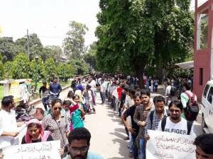 Jamia Millia Islamia students call-off their agitation