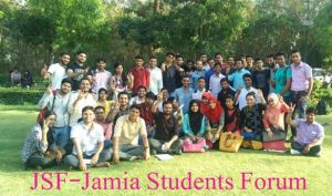 Jamia Millia Islamia; Jamia Students' Forum elects new team for the new session